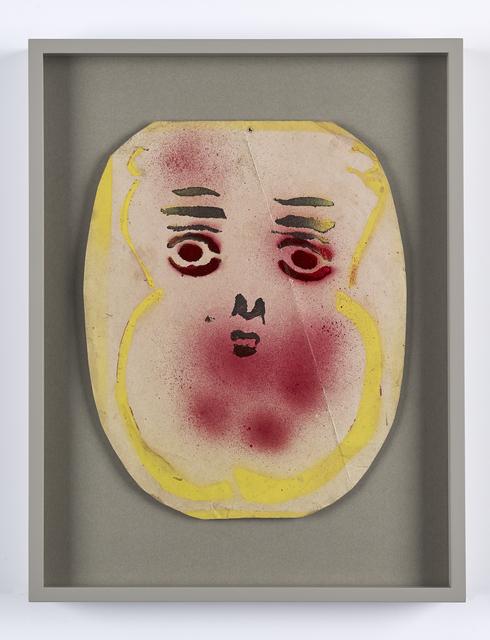 , 'Face Mask,' , Ingleby Gallery