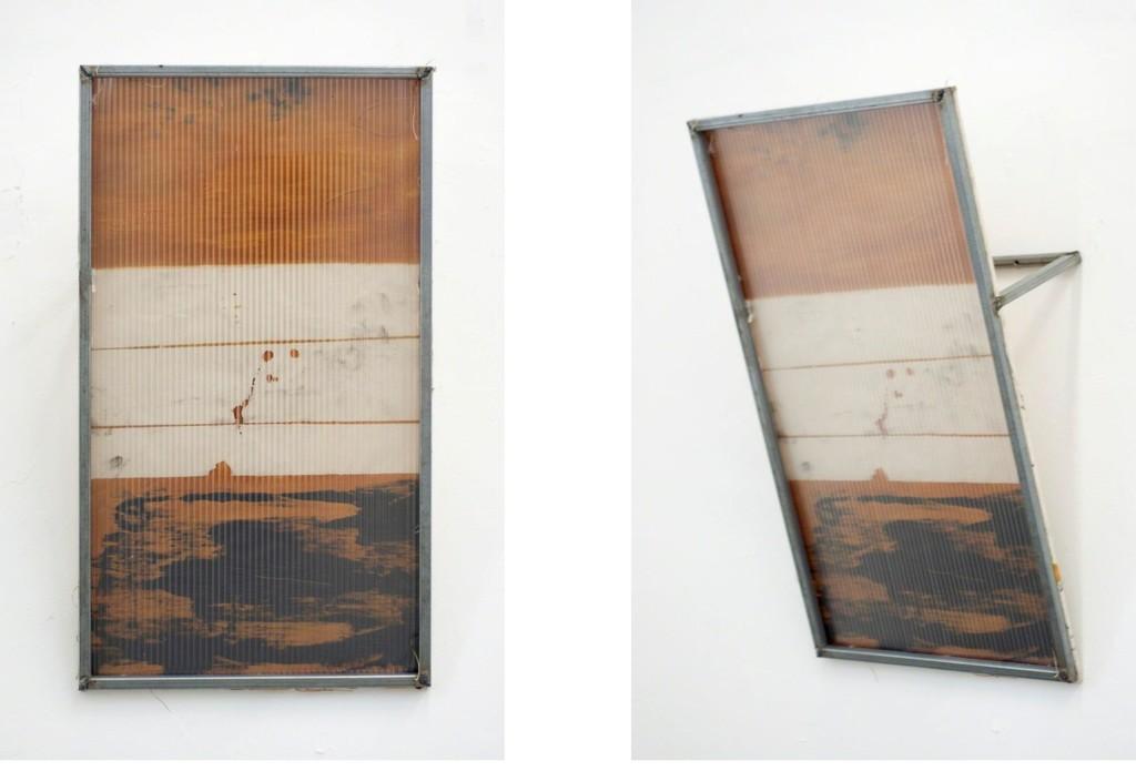 Ishai Shapira Kalter, Moduls n. 1-10, 2017, 45x77x20 cm
