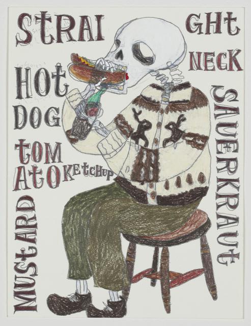 , 'Straight Neck,' 2013, Tomio Koyama Gallery