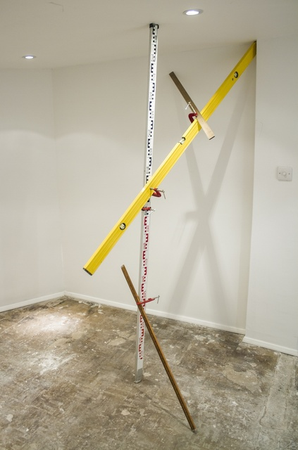 , 'Estructuras Precarias III,' 2015, LAMB Arts