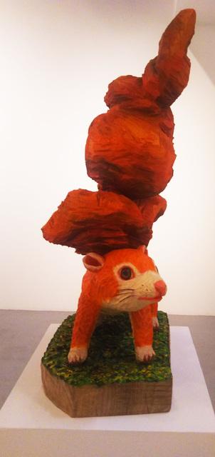 , 'Burning tail,' 2018, galerie nichido / nca | nichido contemporary art