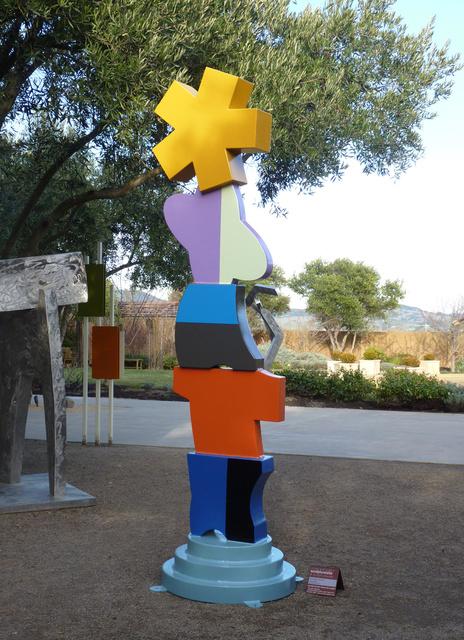 , 'Chess Blue,' 2011, Sculpturesite Gallery