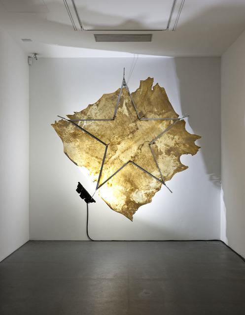 , 'Pergamena di luce,' 2015, Lia Rumma