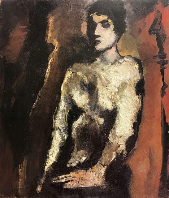 , 'Seated Figure,' 1930, Brun Fine Art