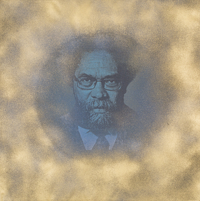 , 'Cornel West,' 2015, Garis & Hahn