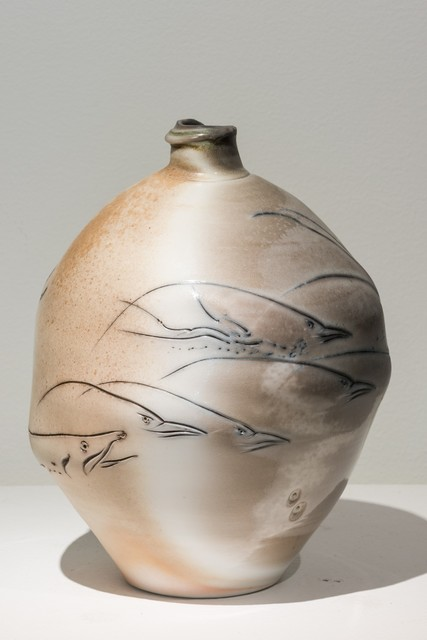 , 'Birds and a Fish Vase,' 2010, Eutectic Gallery