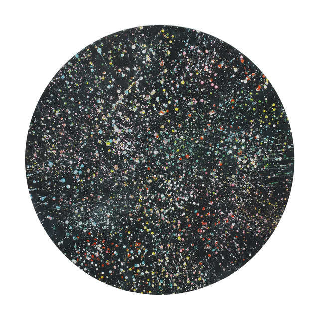 Ien Lucas, '01.05.2018', 2018, Painting, Acrylic on Canvas, Priveekollektie Contemporary Art | Design