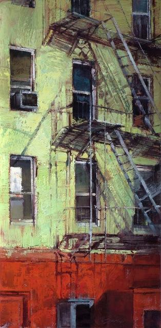 Jill Soukup, 'Green Morsels', 2010-2017, Eisenhauer Gallery
