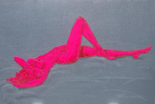 Yu Nancheng, 'No. 1 Nude', 2013, Ode to Art