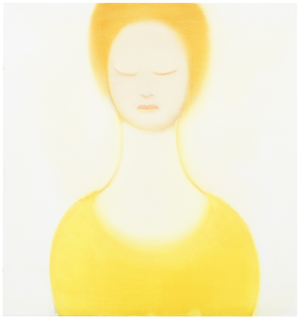 Mari Sunna, 'Through', 2019, Painting, Oil on canvas, Galerie Anhava
