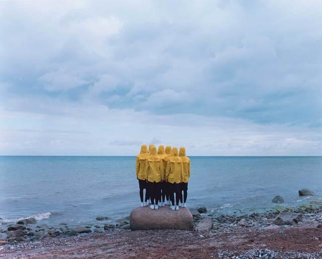 , 'Assembly (Hamburg) 2,' 2015, De Soto Gallery