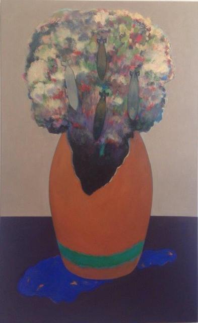 , 'Vase II,' 2015, Galerie Janine Rubeiz