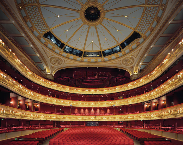, 'Royal Opera House, Covent Garden, London, Great Britain,' 2008, Damiani