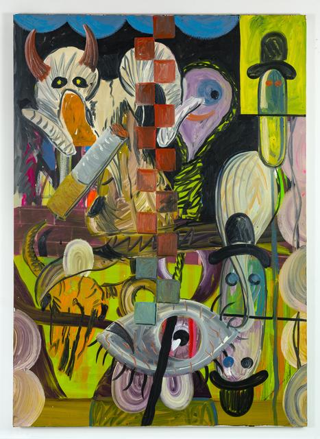 , '1968 bass kill desert,' 2017, Roslyn Oxley9 Gallery