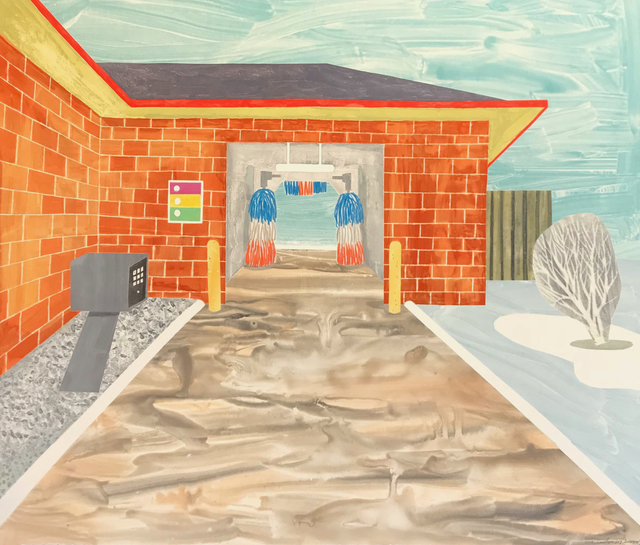 , 'Car Wash,' 2018, Highpoint Editions