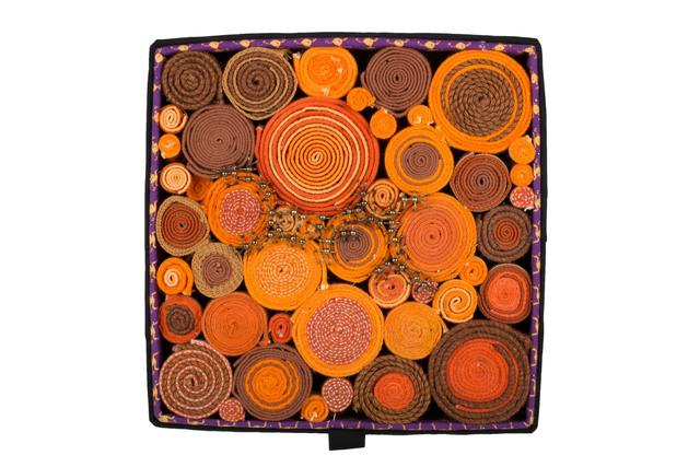 , 'Orange Maquette,' 2013, Parrish Art Museum