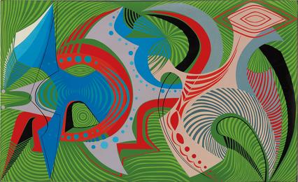 Jorge Piqueras, 'Mimetismo,' 1958, Phillips: Latin America