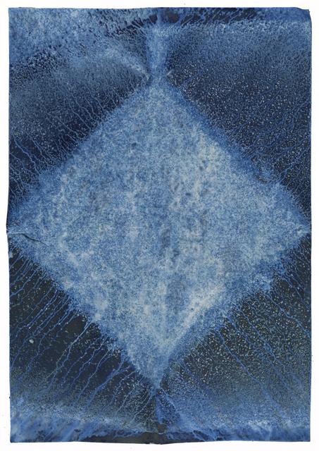 , 'Ecotone #107 (Bainbridge Island, WA 02.11.17, Draped in Drizzle, Dawn to Dusk),' 2017, EUQINOM Gallery