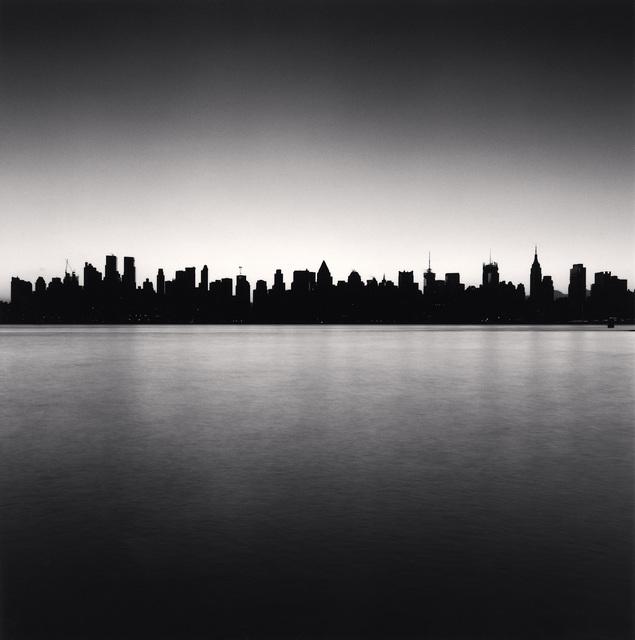 , 'Manhattan Skyline, Study 1, New York, USA,' 2006, photo-eye Gallery