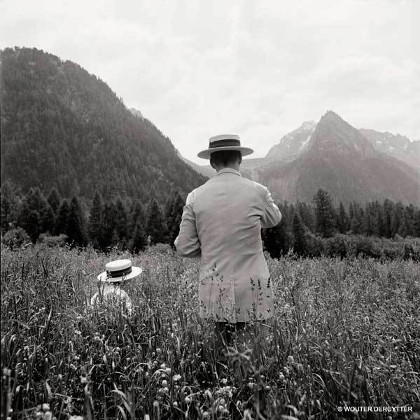, 'McDermott & McGough: Road to Soglio, Switzerland,' 1996, Torch