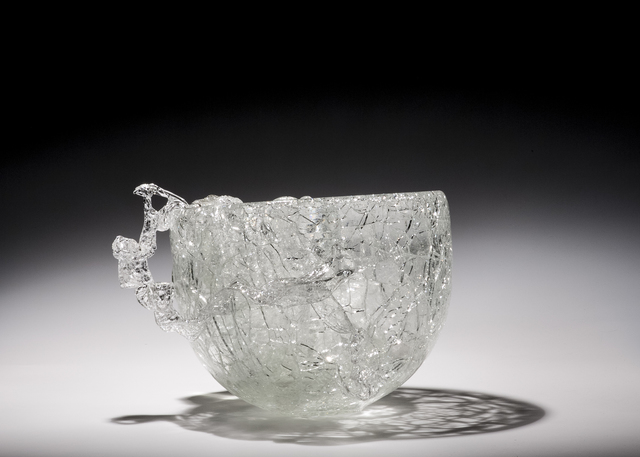 , 'CATCHING GLASS FORMED BY WATER #4,' 2016, Traver Gallery