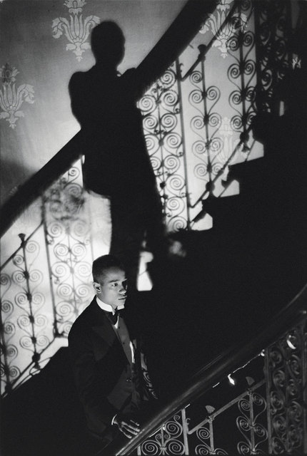 , 'Film Noir Staircase,' 1989, Jessica Silverman Gallery