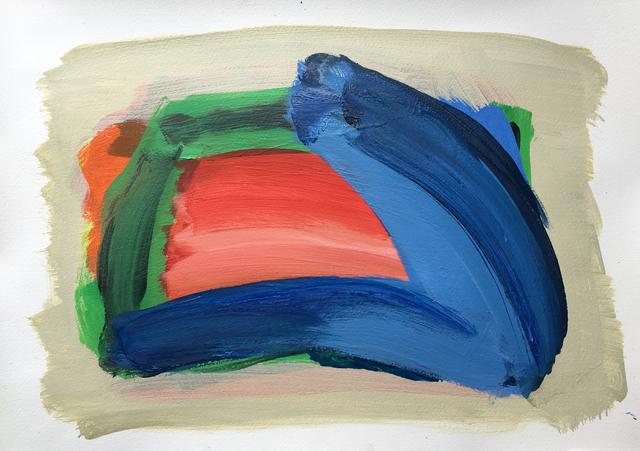 , 'Immersion Series E,' 2017, Beatriz Esguerra Art