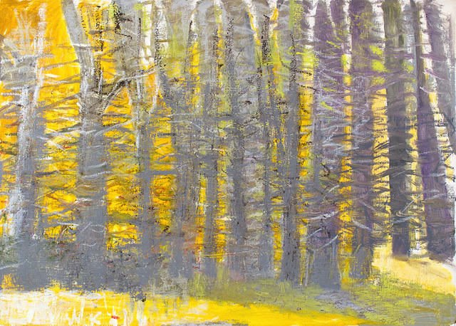 , 'Old Pine Woods ,' 2015, David Lusk Gallery