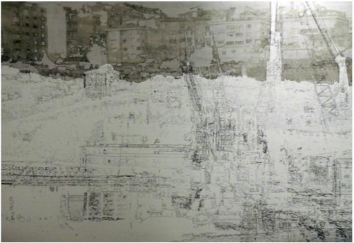 , 'Prospections...De l'ailleurs au meme,' 2012, Galerie Lacerte Art Contemporain