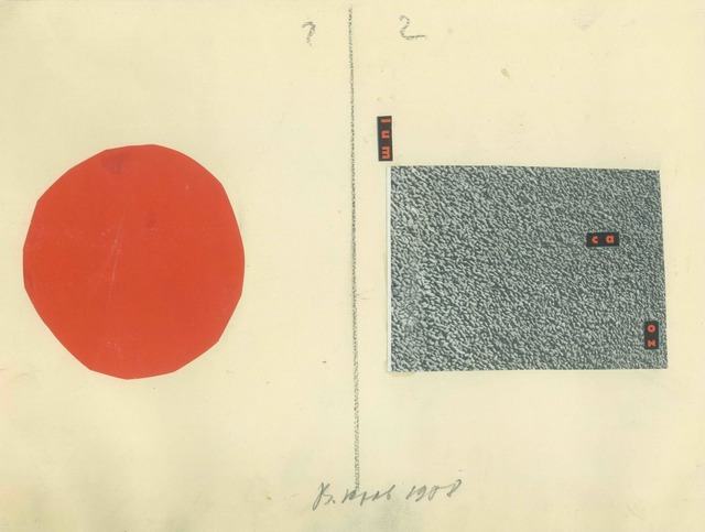 ", '""Counterform 1"",' 1958, Krokin Gallery"