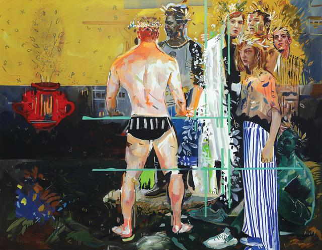 , 'Gathering of the Laureates,' 2020, 99 Loop Gallery