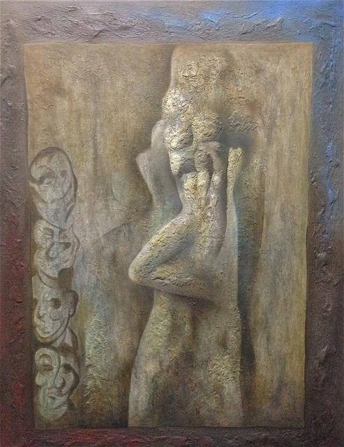 Roman Kriheli, 'Exhibitionist', 1986, Avant Gallery