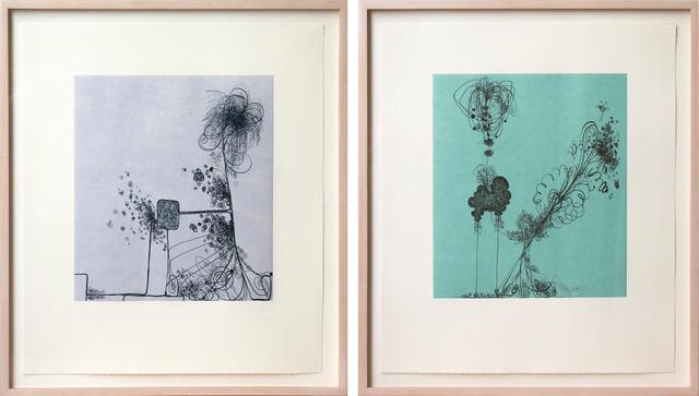 Paul Henry Ramirez, 'Juicy Little Passion 4 and 6', 2005, International Print Center New York (IPCNY) Benefit Auction