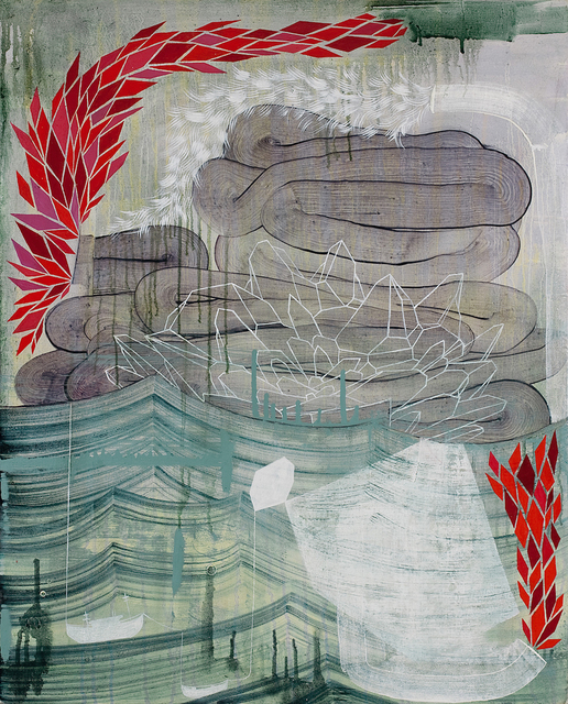 , 'Deep Freeze,' 2017, ZINC contemporary