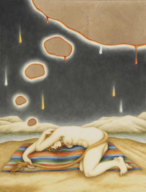 , 'LIONESS- Quieting the Night,' 2010, Albert Merola Gallery