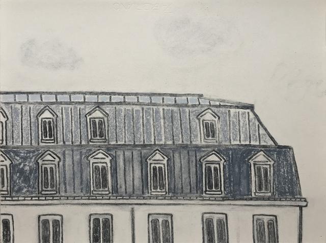 , 'Paris,' 2018, Galerie Ariane C-Y