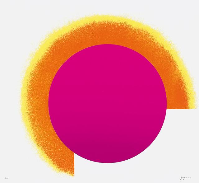 Rupprecht Geiger, 'Münchner Rot II', 2005, Walter Storms Galerie