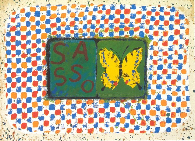 , 'Conjunction, Swallowtail, Sasso,' 1996, Alan Cristea Gallery