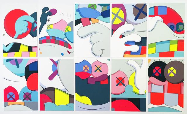 KAWS, ''Blame Game'', 2014, Arton Contemporary