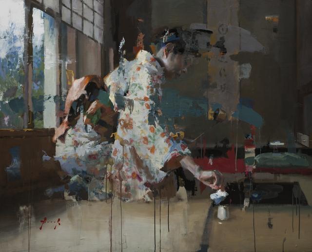 , 'Ocha,' 2018, Clarendon Fine Art