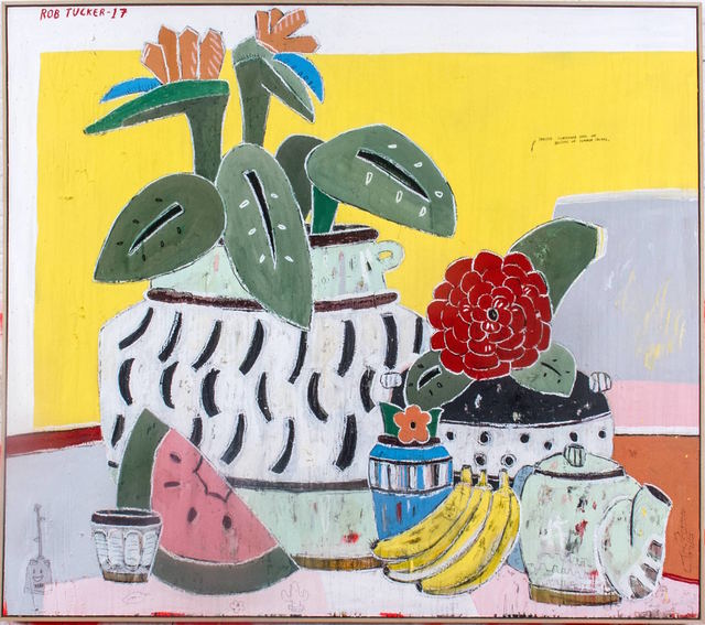 , 'Toasted Sunflower Seeds Are Delicious On Summer Salads,' 2017, Rebecca Hossack Art Gallery