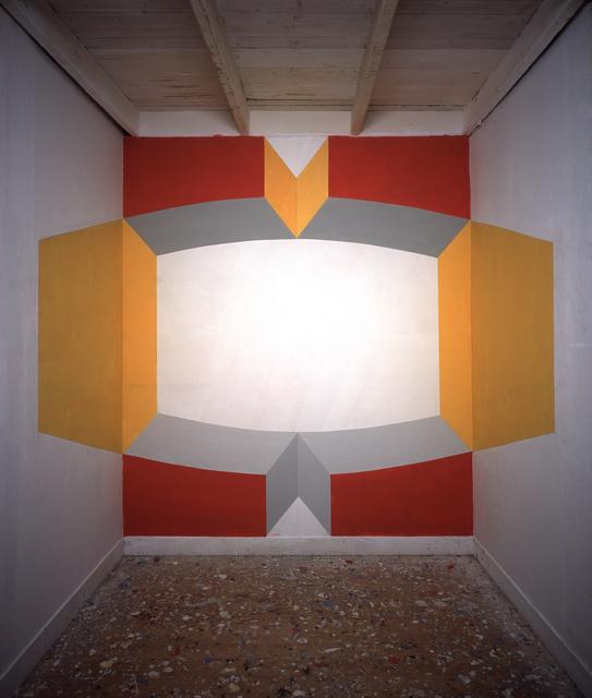 , 'Screen,' 2017, Galerie Bart