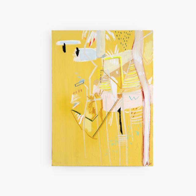 , 'No Pary Undone,' 2017, Tappan
