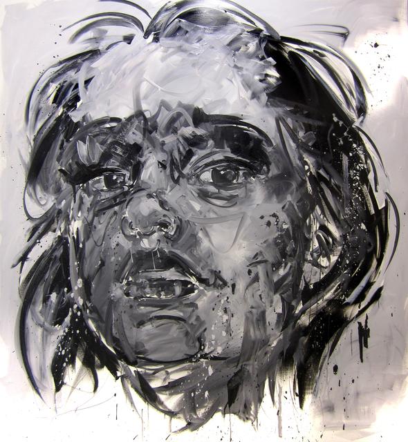 Philippe Pasqua, 'Portrait', 2011, Galerie Laurent Strouk
