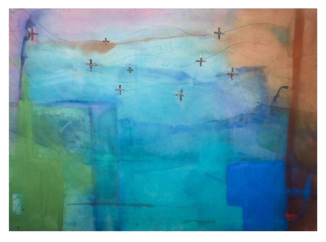 , 'Durante a chuva,' 2015, Galeria Nara Roesler