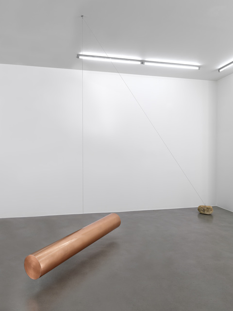 , 'Floating form - Invisible axis,' 2015, Simon Lee Gallery