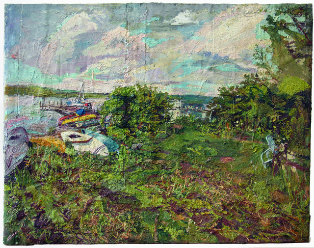 Stanley Lewis, 'Boat on the Beach, Lake Chautauqua', 2013, Betty Cuningham