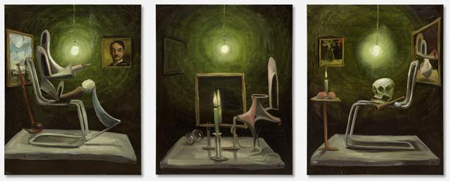 , 'Vanitas Vanitatum Nr. 2,' 2015, Galerie Bob van Orsouw