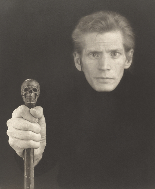 , 'Self-Portrait,' 1988, J. Paul Getty Museum
