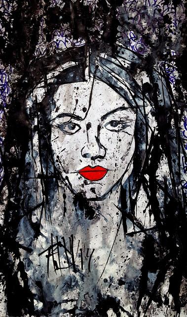 , 'Katy Jurado,' 2014, The Directed Art Modern